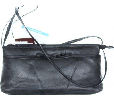 Dámská kožená kabelka Lubegor & Co