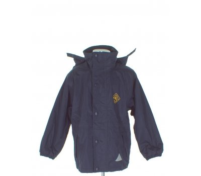 Dětská bunda podzimní oboustranná Stromstuff