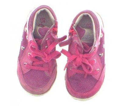 Dětská obuv kožená BQZ