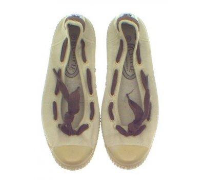 Plátěná obuv Chipie