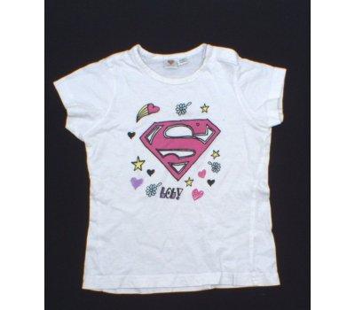 Dětské tričko Super Girl