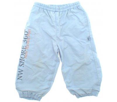 Dětské šusťákové kalhoty Fixoni