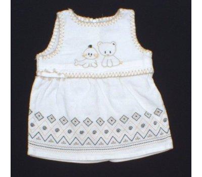 Dívčí šaty Vroom & Dreesmann