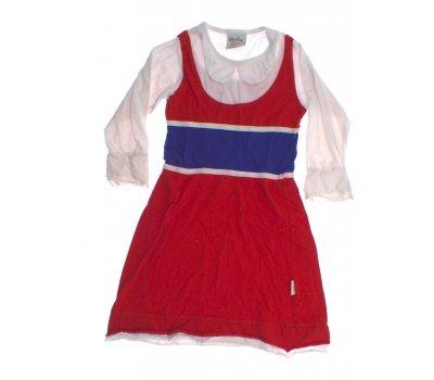 Dívčí šaty Efteling
