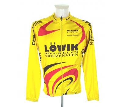 Pánské sportovní triko dlouhý rukáv Ultima Bike Wear
