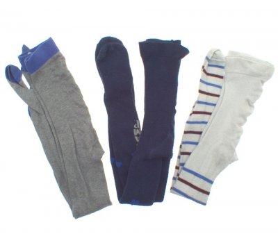 Dětské punčocháčky, ponožky Lupilu set 3 kusu