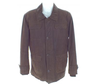 Pánská bunda kožená LIV Veekend