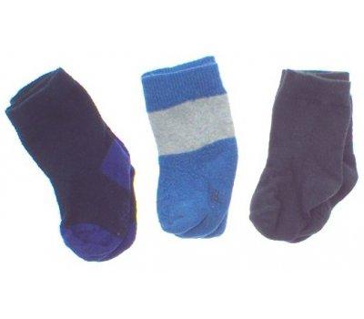 Dětské ponožky set 3ks Puppy