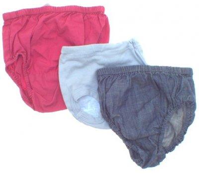 Dětské prádlo set 3ks Puppy