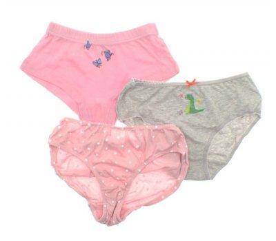 Dívčí kalhotky Puppy set 3kusů