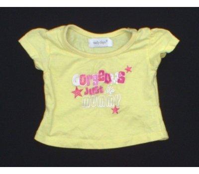Dětské tričko Early Days