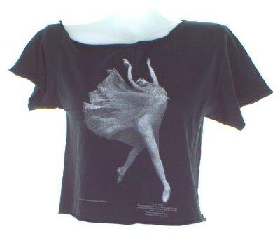 Dámské tričko Dance to the max