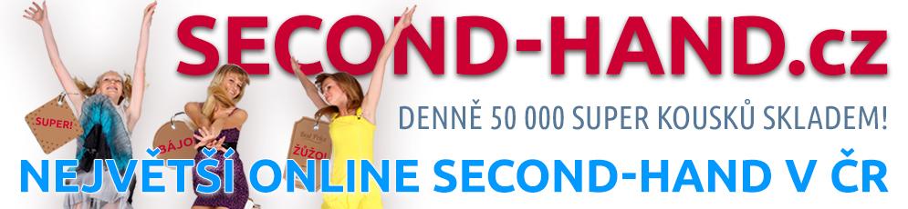 Second hand - největší online secondhand v ČR. fb2350d82a